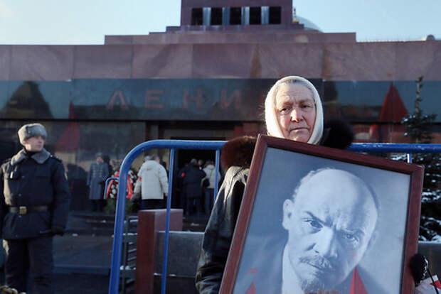 90 лет назад умер Ленин. «Был один коммунист, который не воровал, и тот умер»