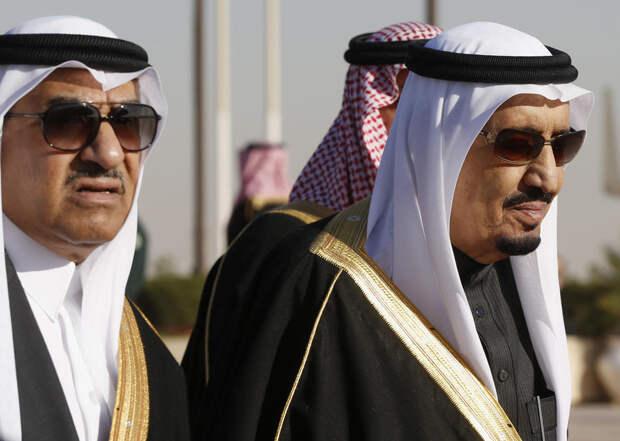 Саудиты горько пожалели, что связались с Россией
