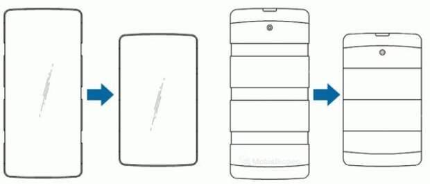 LG может выпустить растяжимый смартфон