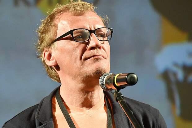 Актер Алексей Серебряков.
