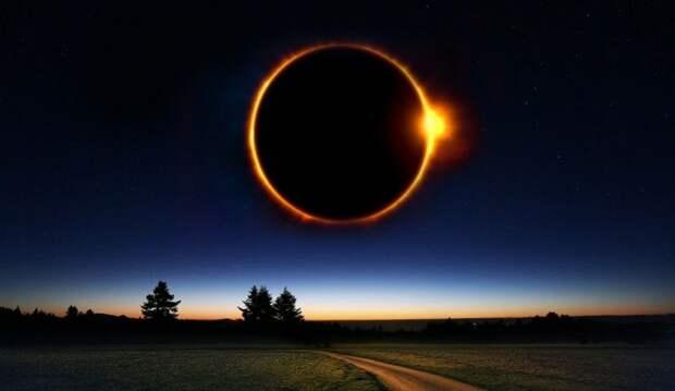 Опасное солнечное затмение будут наблюдать жители планеты 14 декабря 2020 года