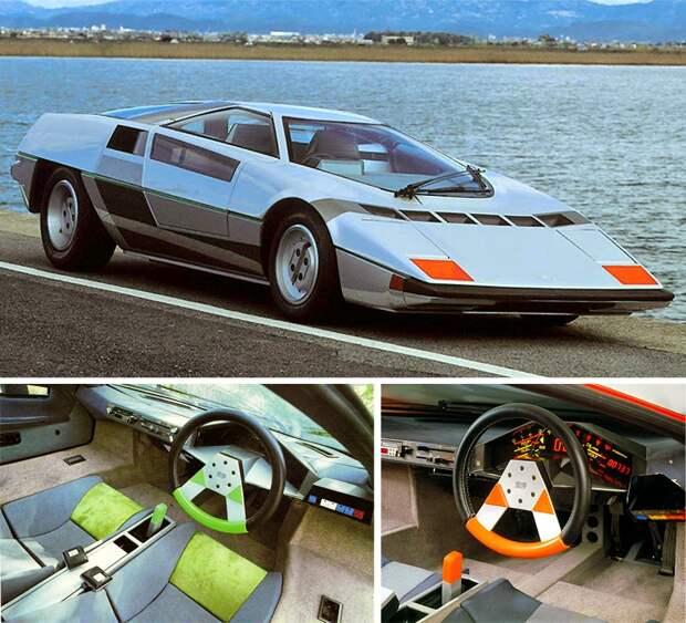 Как представляли в прошлом автомобили будущего