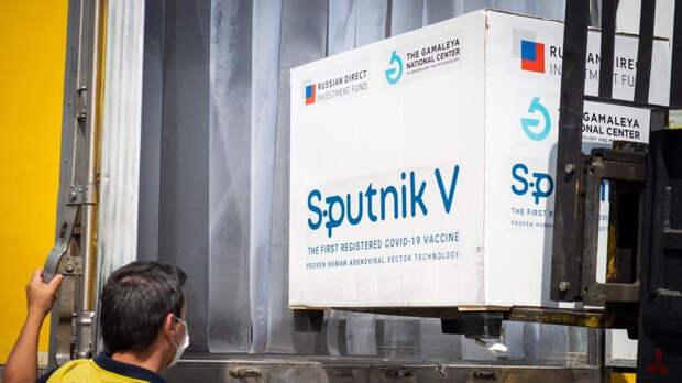 """Около 650 миллионов доз вакцины """"Спутник V"""" произведут в Южной Корее"""