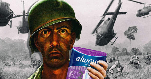5 повседневных вещей, которые появились благодаря войне