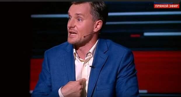Карасев схлестнулся с Корейбой в эфире ТВ: поляки, а не русские – оккупанты