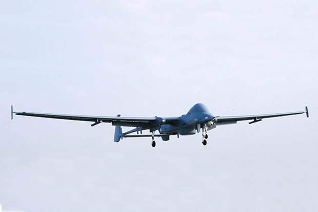 Израильская часть беспилотной базовой патрульной авиации