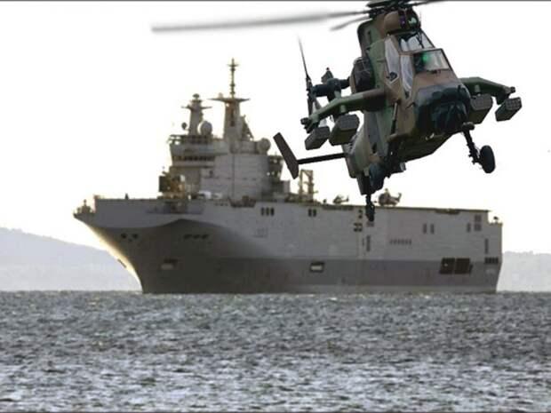 """«Забыть позор """"Мистралей""""»: воФранции хотят возобновить военно-техническое сотрудничество сРоссией"""