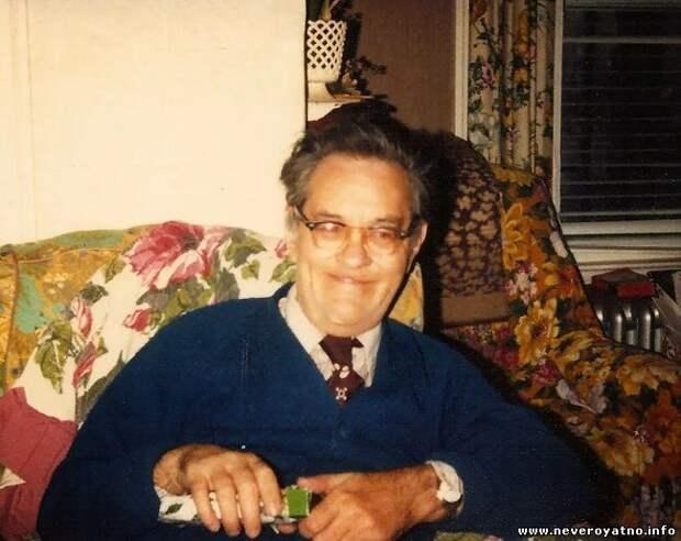 Генри Густав Моллисон: человек, который застрял во времени
