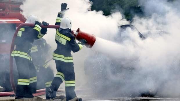 За неделю в Крыму потушили 283 пожара