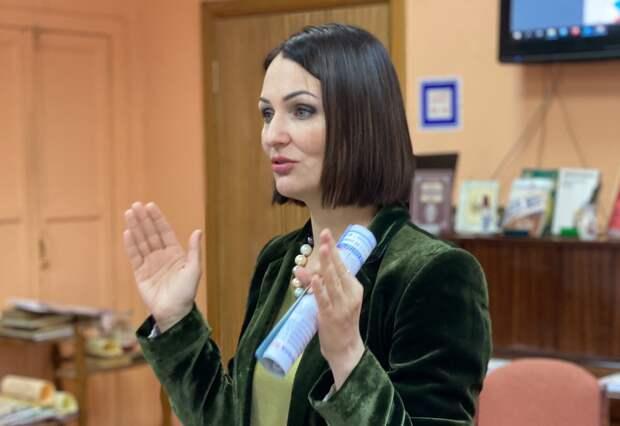 Эксперт ОНФ Буцкая поддержала идею объединения льгот для пенсионеров. фото: Анна Никитина
