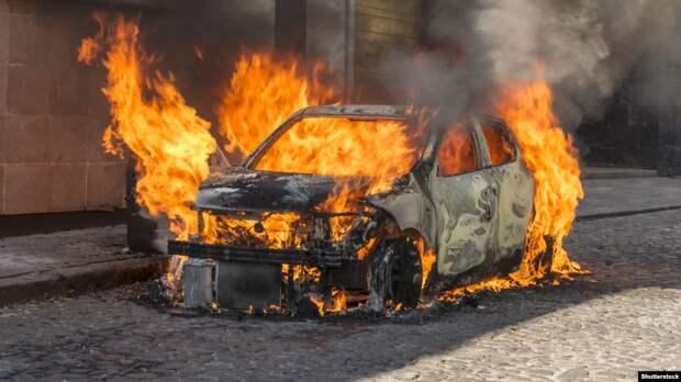 В Воркуте сожгли машину главы СМИ, сообщавшего о невыплатах врачам