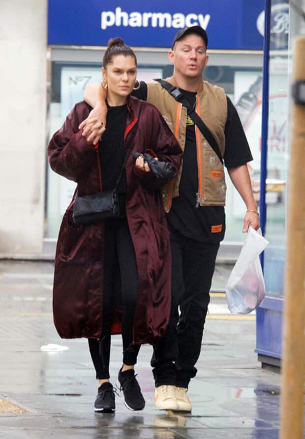 Ченнинг Татум и Джесси Джей возобновили отношения через два месяца после расставания