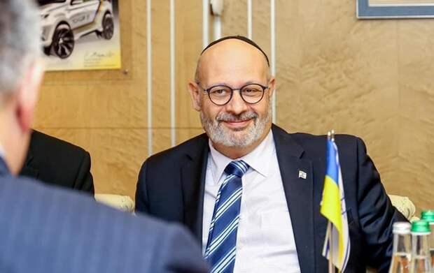 Посла Израиля шокировало объявление Года Бандеры во Львовской области