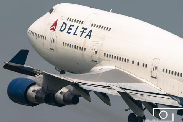 Delta Аir Lines. Хуже американских авиалиний могут быть только румынские