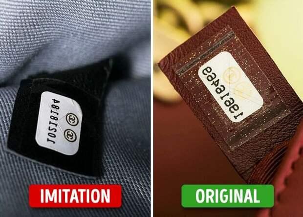 Как отличить хорошую, качественную сумку от дешевой подделки?