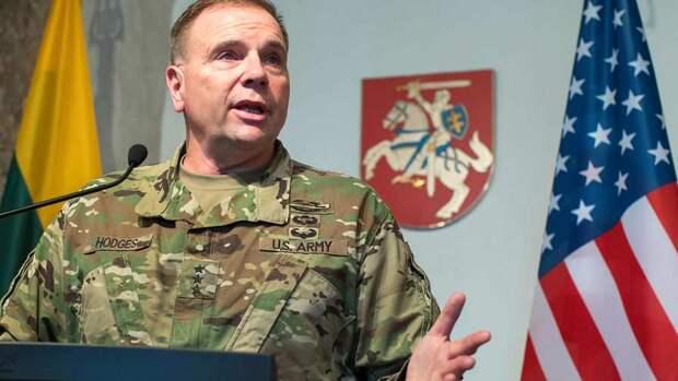Американский генерал: Наши ракеты должны быть способны нанести удар по Крыму