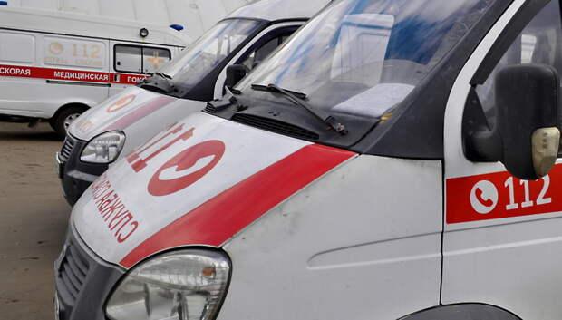 Три человека пострадали в ДТП на Обводной дороге в Подольске