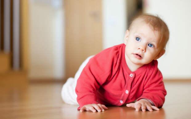 Детский мир. Как вырастить ребенка сильным и ловким