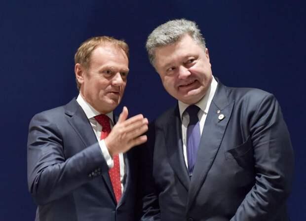 Циничная дипломатия по-польски: ТУСКлый отголосок пожарищ на Майдане