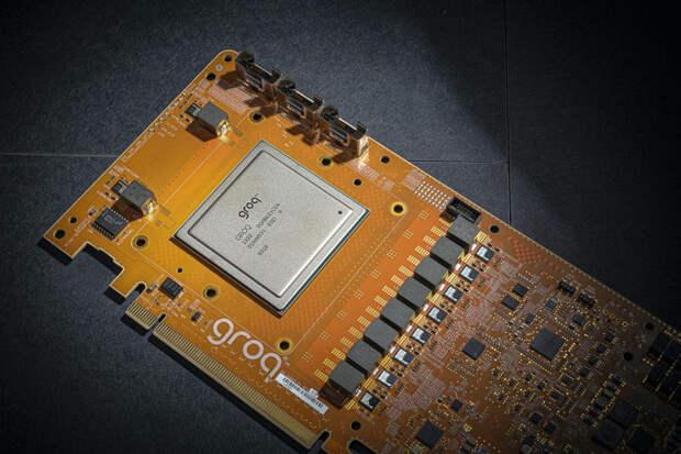 Groq Tensor Streaming Processor — первый ускоритель ИИ с производительностью в 1 POPS