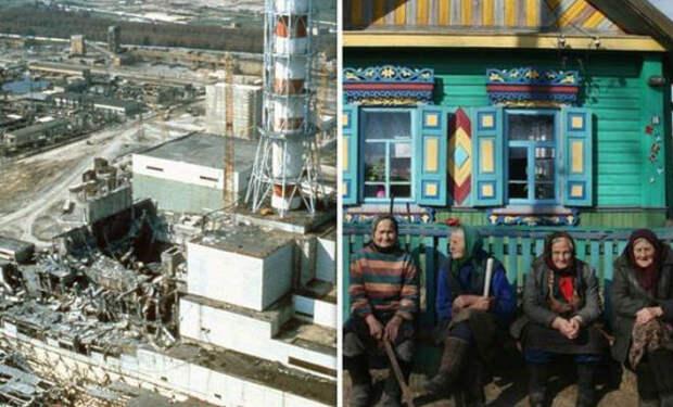 Некоторые жители Чернобыля тайно вернулись в Зону отчуждения и теперь живут в ней