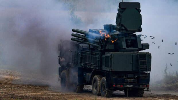 Турция показала «уничтожение» российского «Панциря»