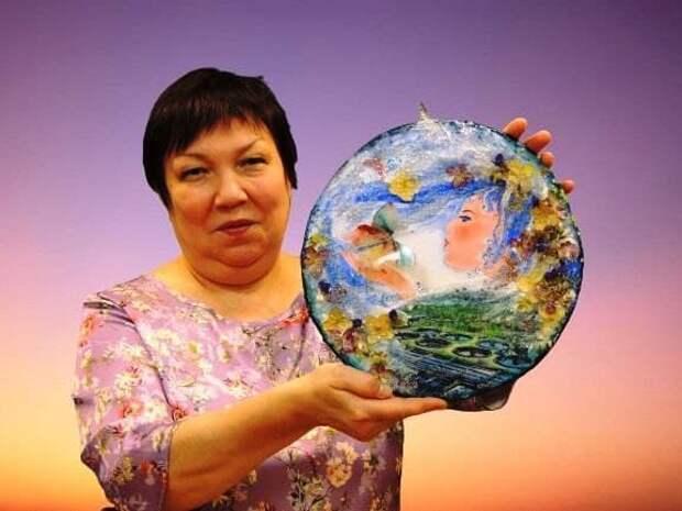 Жительница Головинского победила в конкурсе «Экологический щит нашего города»