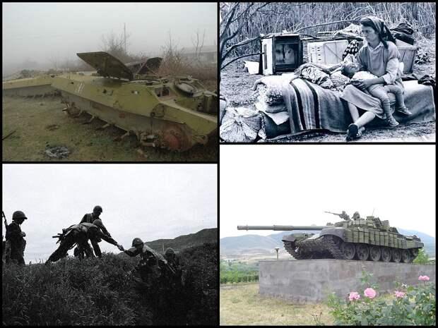 Война в Нагорном Карабахе: оценка политолога