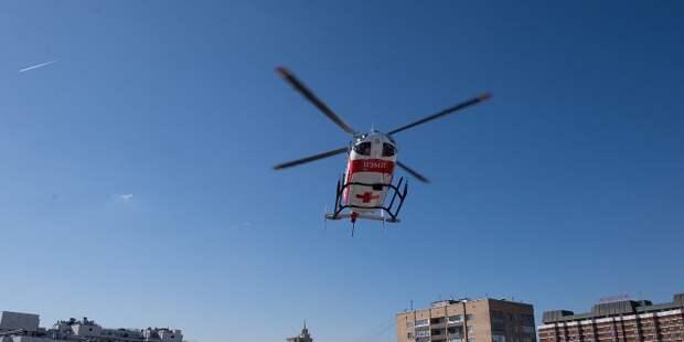 Итоги полугодия: сотрудники Московского авиационного центра спасли 126 человек