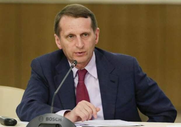 В СВР назвали обвинения Чехии против России «убогой низкой ложью»