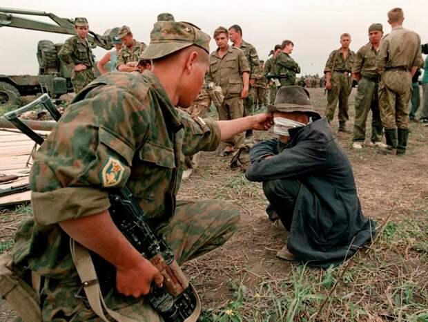 Сектор Газа - Святая Война (война в Чечне)