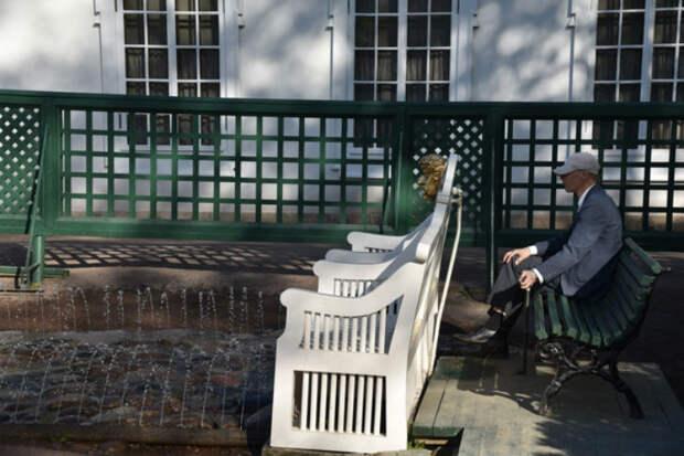 Раскрыта тайна одного из фонтанов Петергофа