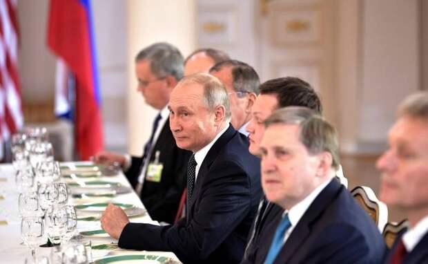 Путин берётся за Америку
