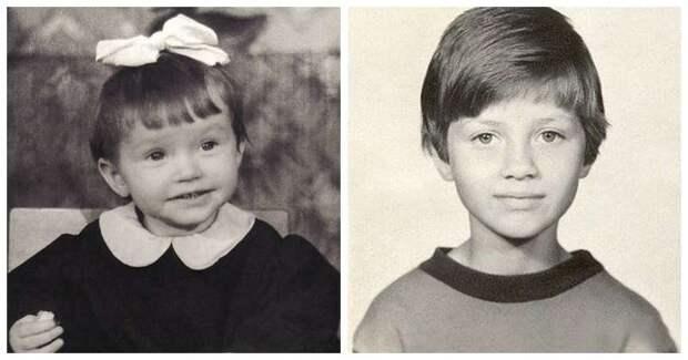 Тест: Слабо узнать российскую звезду по детскому фото?