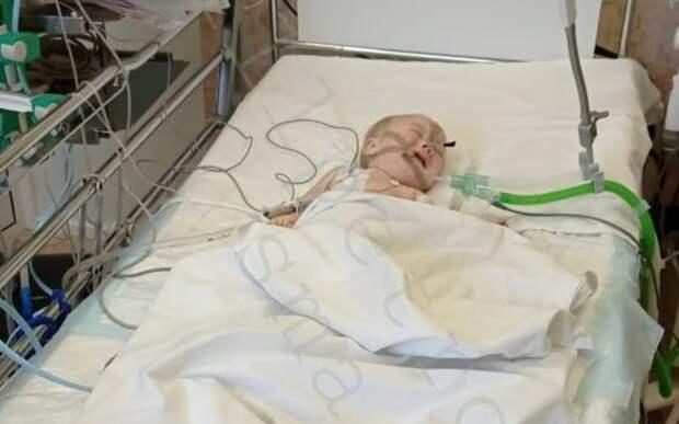 В Рязани пройдёт акция по сбору средств на лекарство для Кирилла Петрова