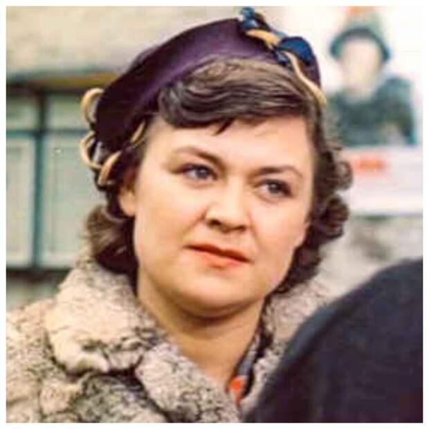 Наталия Ченчик. Кто она актриса, сыгравшая подставную Аню в «Место встречи изменить нельзя»