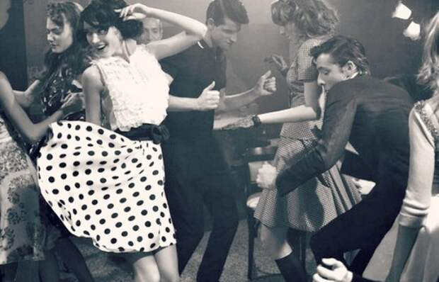 Этот сумасшедший твист: лучшие танцевальные сцены из 1960-х
