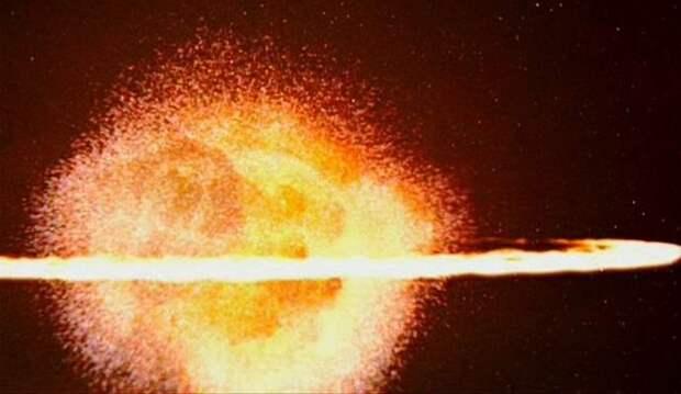 Инопланетяне уничтожили целую звезду?