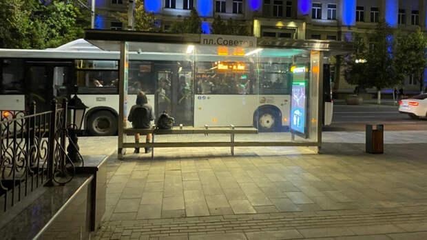 В дни выборов в Ростове-на-Дону автобусы будут работать по графику буднего дня