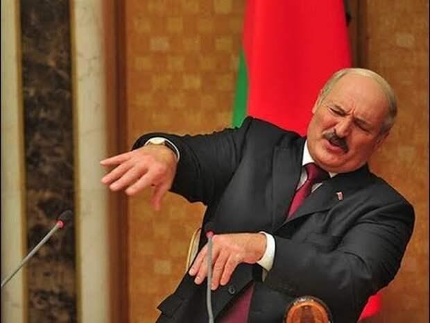 Польша и Литва кочевряжатся. Валить из Белоруссии отказываются. Значит, скорее всего, Лукашенко их просто так выпрет