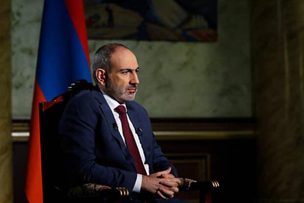 Пашинян заявил о нормализации своих взаимоотношений с армией