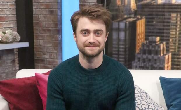 """Звезда """"Гарри Поттера"""" Дэниел Рэдклифф рассказал, как его однажды приняли на улице за бездомного"""