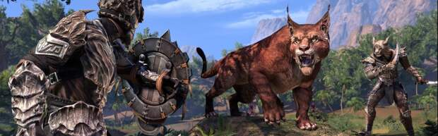 The Elder Scrolls Online - От Morrowind до Elsweyr Как это было