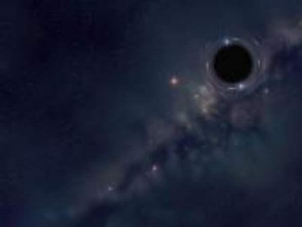 Есть ли способ уничтожить чёрную дыру?