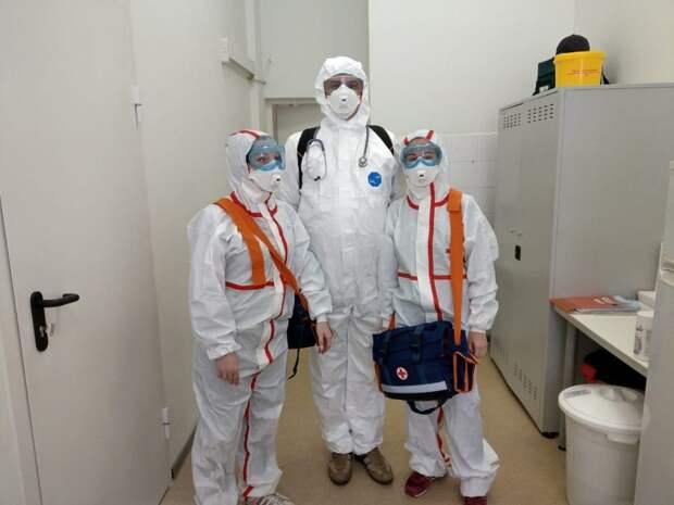 Президент России объявил благодарность врачу из Северного за вклад в борьбу с коронавирусом