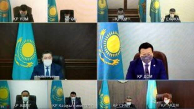 Свыше 8 млн казахстанцев вакцинированы первым компонентом прививки против коронавируса