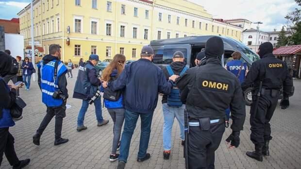 В Беларуси задержан российский журналист