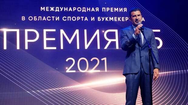 В Москве назвали лучших букмекеров прошедшего года. Стали известны победители Премии РБ 2021