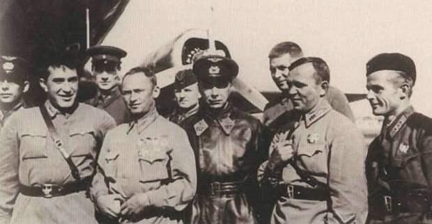 Советская авиация в боях на реке Халхин-Гол