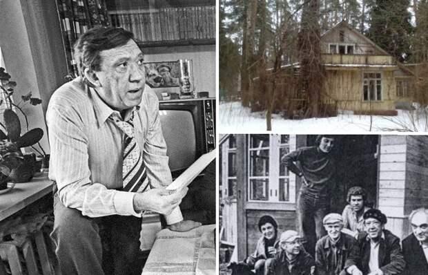 Дачи советской элиты - где они были?